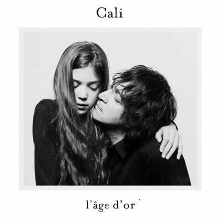 Cali l'âge d'or 2015 album couverture