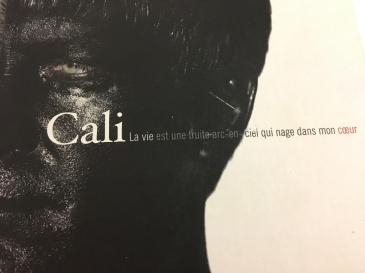 """La couverture de l'album """"La vie est une truite arc-en-ciel qui nage dans mon coeur"""""""